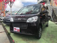 沖縄の中古車 ダイハツ タントエグゼ 車両価格 52万円 リ済込 平成22年 9.7万K プラムブラウンクリスタルマイカ