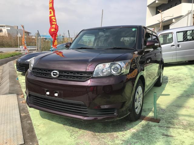 沖縄の中古車 トヨタ カローラルミオン 車両価格 69万円 リ済込 平成25年 11.0万km ブラウン