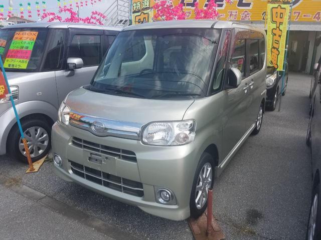 沖縄県の中古車ならタント Gスペシャル