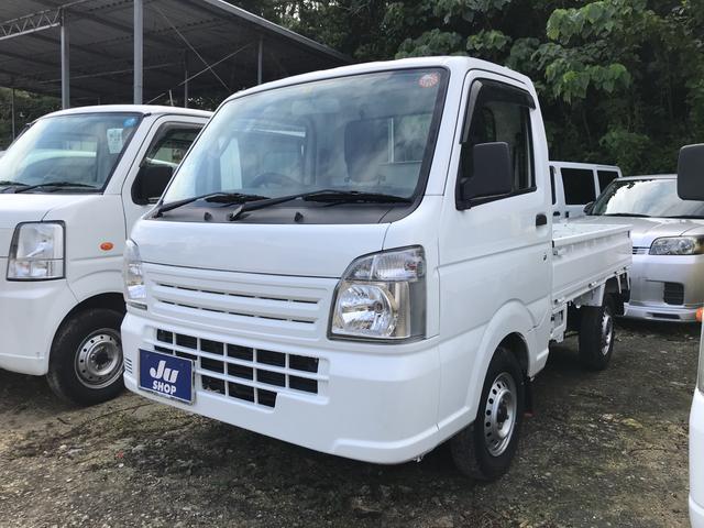 沖縄県の中古車ならキャリイトラック KCエアコン・パワステ 2WD