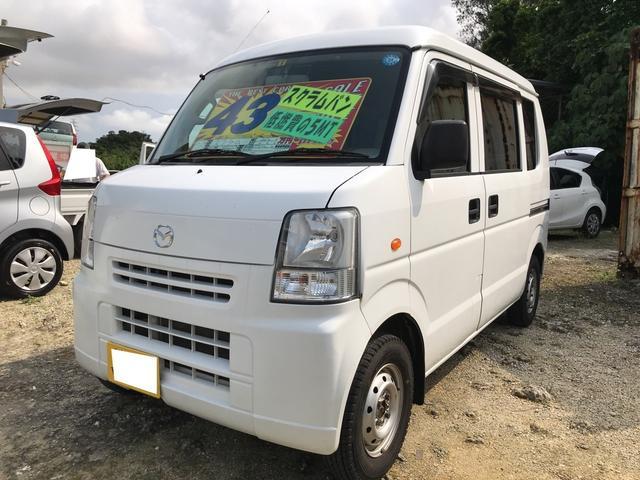 沖縄県の中古車ならスクラム 5MT パートタイム4WD キーレス