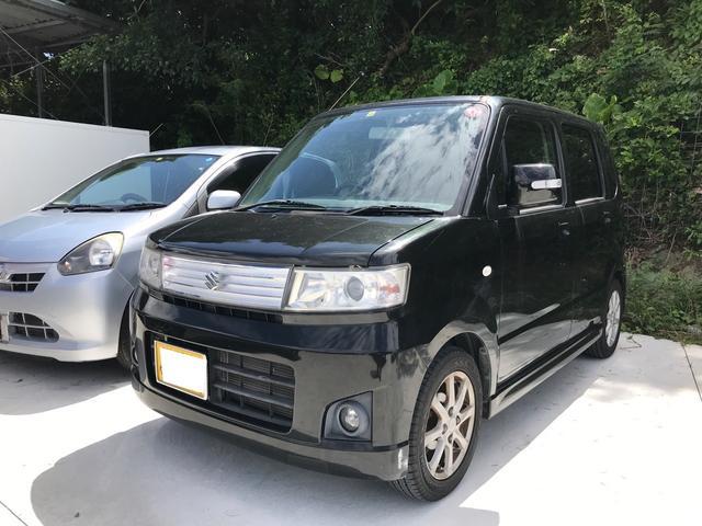 沖縄県名護市の中古車ならワゴンR スティングレーX