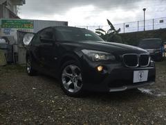 BMW X1sDrive 18iワンオーナ HDDナビ 純正アルミ