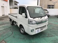 沖縄の中古車 ダイハツ ハイゼットトラック 車両価格 88万円 リ済込 平成28後 2.1万K ホワイト