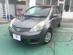 沖縄の中古車 日産 ノート 車両価格 47万円 リ済込 平成23年 7.5万K グレーM