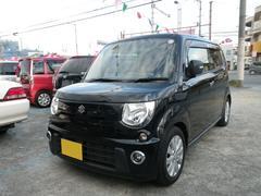 沖縄の中古車 スズキ MRワゴン 車両価格 69万円 リ済込 平成23年 8.1万K ブルーイッシュブラックパール3