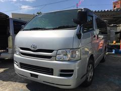 沖縄の中古車 トヨタ レジアスエースバン 車両価格 149万円 リ済込 平成22年 15.1万K シルバーM
