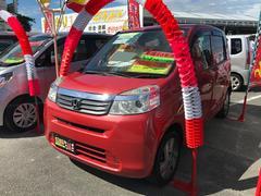 沖縄の中古車 ホンダ ライフ 車両価格 47万円 リ済込 平成23年 7.1万K ベリーレッドメタリック
