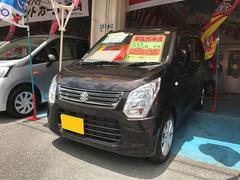 沖縄の中古車 スズキ ワゴンR 車両価格 73万円 リ済込 平成26年 3.9万K グレー
