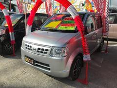 沖縄の中古車 日産 オッティ 車両価格 31万円 リ済込 平成23年 7.3万K シルバー
