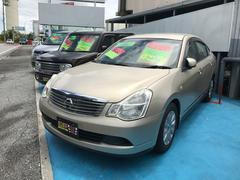 沖縄の中古車 日産 ブルーバードシルフィ 車両価格 33万円 リ済込 平成19年 8.4万K ゴールド