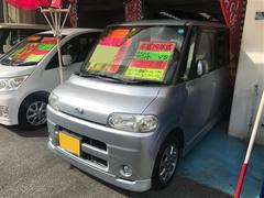 沖縄の中古車 ダイハツ タント 車両価格 36万円 リ済込 平成19年 9.4万K シルバー