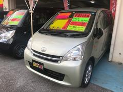 沖縄の中古車 ダイハツ ムーヴ 車両価格 49万円 リ済込 平成24年 8.8万K シャンパンゴールドメタリックII