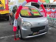沖縄の中古車 ダイハツ タントエグゼ 車両価格 33万円 リ済込 平成23年 13.1万K シルバー