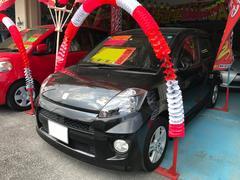 沖縄の中古車 トヨタ パッソ 車両価格 33万円 リ済込 平成21年 9.6万K ブラックマイカメタリック