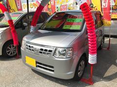 沖縄の中古車 日産 オッティ 車両価格 38万円 リ済込 平成24年 1.7万K シルバー