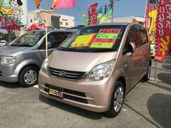 沖縄の中古車 ダイハツ ムーヴ 車両価格 33万円 リ済込 平成21年 8.1万K ピンク