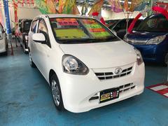 沖縄の中古車 ダイハツ ミライース 車両価格 32万円 リ済込 平成25年 10.7万K ホワイト