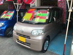 沖縄の中古車 ダイハツ タント 車両価格 45万円 リ済別 平成22年 9.2万K ピンク
