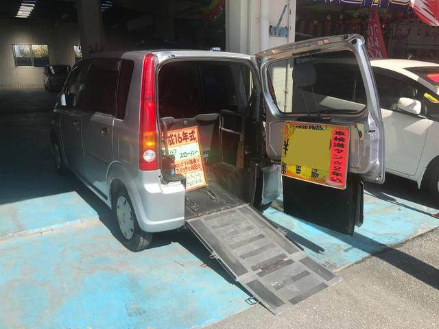 沖縄の中古車 ダイハツ ムーヴ 車両価格 29万円 リ済別 平成16年 18.4万km シルバー