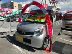 沖縄の中古車 日産 ルークス 車両価格 49万円 リ済別 平成22年 5.1万K シルバー
