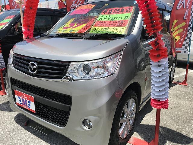 沖縄県の中古車ならフレアカスタムスタイル XS