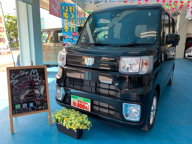 沖縄県沖縄市の中古車ならウェイク L SAIII 展示車