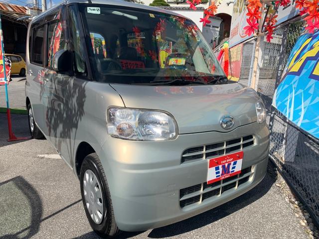 沖縄県の中古車ならタント L スローパー