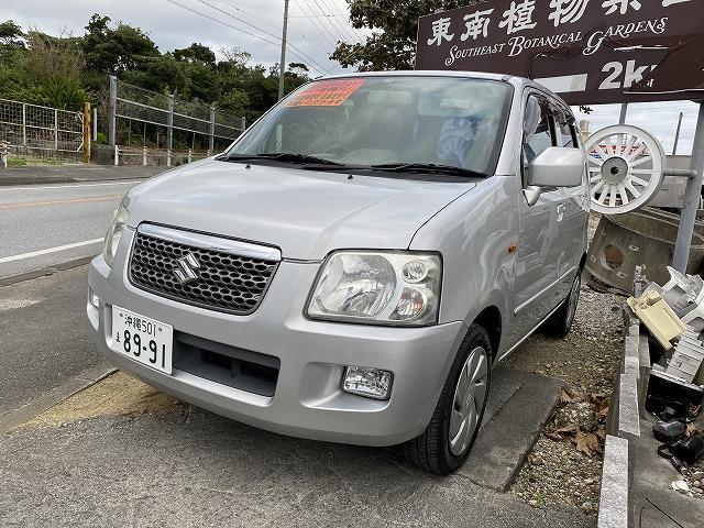 沖縄県の中古車ならソリオ 1.3E