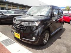 沖縄の中古車 トヨタ bB 車両価格 128万円 リ済別 平成25年 4.7万K ブラック