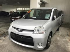 沖縄の中古車 トヨタ シエンタ 車両価格 95万円 リ済別 平成26年 4.4万K シルバー