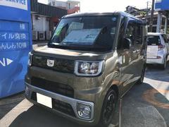沖縄の中古車 ダイハツ ウェイク 車両価格 145万円 リ済別 平成27年 2.4万K Dグリーン