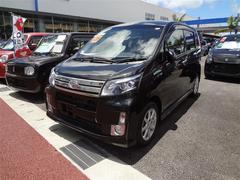 沖縄の中古車 ダイハツ ムーヴ 車両価格 118.8万円 リ済別 平成26年 2.6万K ブラック