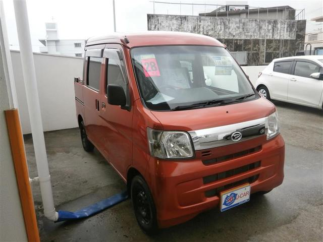 沖縄県豊見城市の中古車ならハイゼットバン デッキバン GL