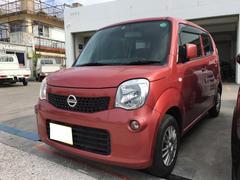 沖縄の中古車 日産 モコ 車両価格 42万円 リ済込 平成23年 12.4万K モコベリーPM