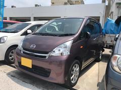 沖縄の中古車 ダイハツ ムーヴ 車両価格 39万円 リ済込 平成23年 11.7万K ワイン