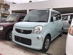 沖縄の中古車 日産 モコ 車両価格 42万円 リ済込 平成23年 11.1万K ライトブルー