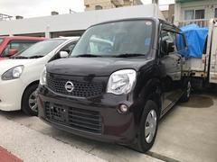 沖縄の中古車 日産 モコ 車両価格 42万円 リ済込 平成23年 9.4万K ブラウン