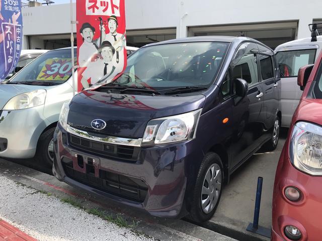 沖縄県の中古車ならステラ L スマートアシスト