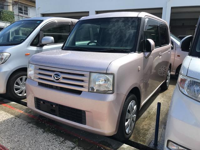 沖縄県の中古車ならムーヴコンテ Xスペシャル