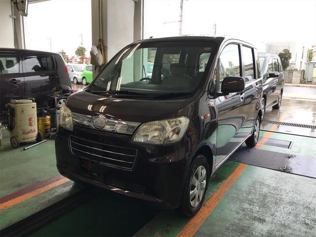 沖縄県の中古車ならタントエグゼ X