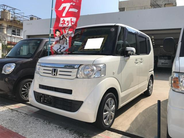 沖縄県うるま市の中古車ならN-BOX+ G 福祉車両 車椅子仕様