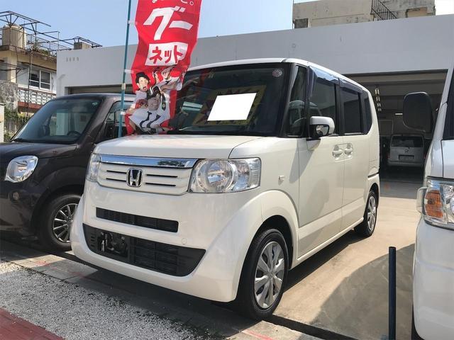 沖縄県の中古車ならN-BOX+ G 福祉車両 車椅子仕様