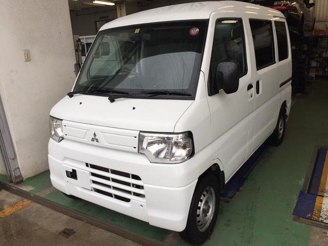 沖縄県うるま市の中古車ならミニキャブバン CD ハイルーフ