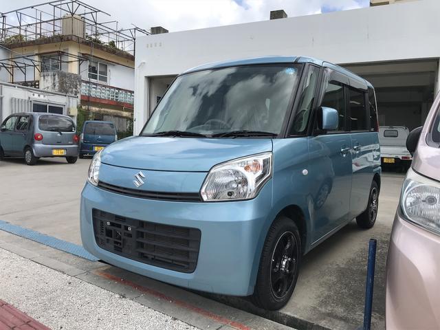 沖縄県うるま市の中古車ならスペーシア X