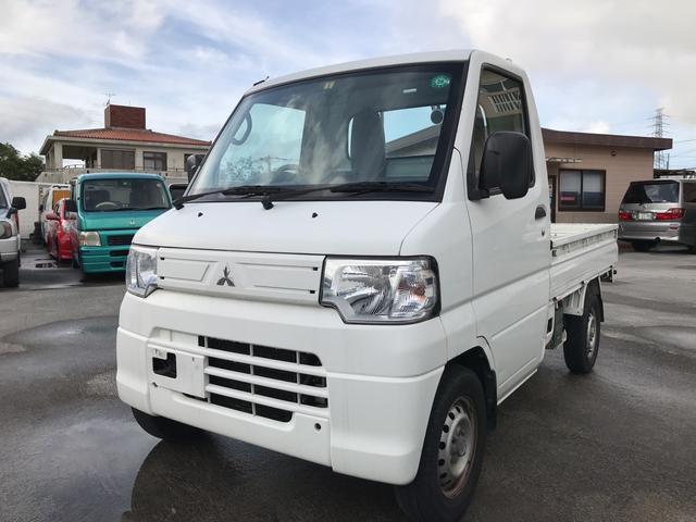 沖縄県の中古車ならミニキャブトラック Vタイプ 2WD 5MT エアコン