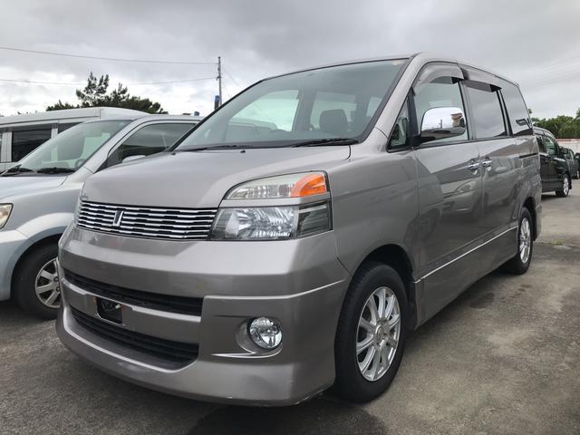 沖縄県の中古車ならヴォクシー Z 煌II