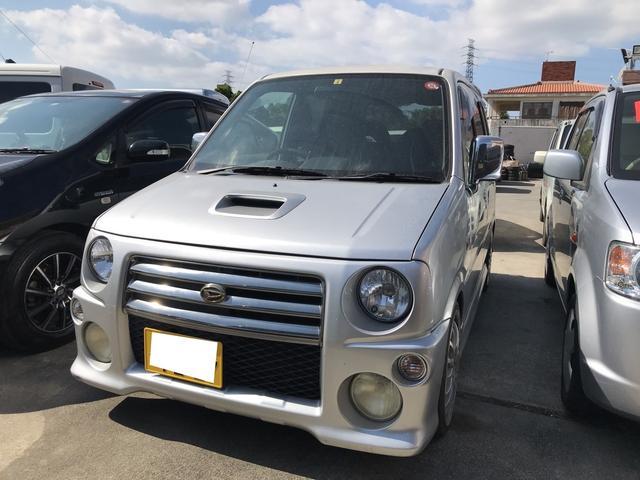 沖縄県の中古車ならムーヴ エアロダウンカスタムリミテッド 車高調 サブコン