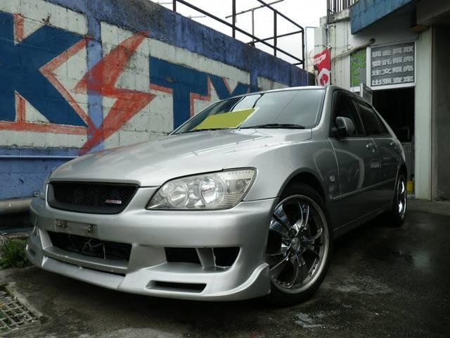 沖縄県の中古車ならアルテッツァ RS200 Zエディション