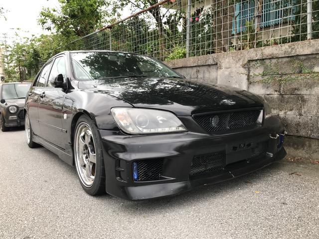 沖縄県の中古車ならアルテッツァ RS200